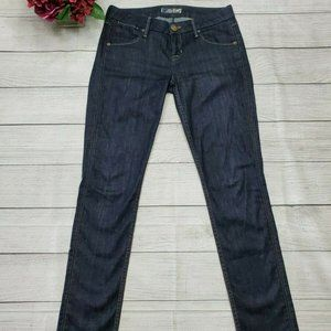 sz 0, 24x29 HUDSON skinny jeans W427DHA dark blue